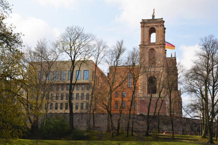 Nordturm Maximilianeum