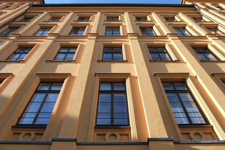 Maximilianeum Fassaden
